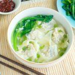Món sủi cảo tôm thịt – Mónăn truyền thống của người Hoa