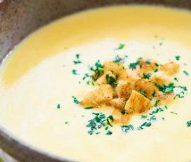Món súp ngô kiểu Nhật đơn giản ngay tại nhà