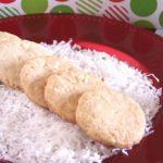 Món bánh quy dừa thơm béo hấp dẫn