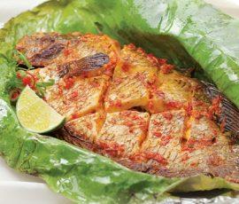 Món cá nướng muối ớt thơm ngon nức mũi