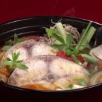 Món canh chua cá bớp ngon miệng đưa cơm