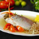 Món canh chua bắp chuối cá rô đồng ngon hấp dẫn