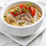 Món canh măng cua đồng cho bữa ăn cuối tuần