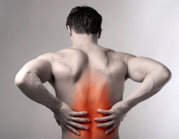 Giảm triệu chứng đau lưng và viêm khớp