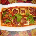 Món đậu nhồi thịt sốt cà chua đơn giản mà cực ngon