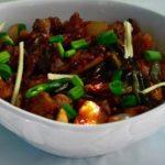 Món gà sốt cay kiểu Trung Quốc cực hấp dẫn