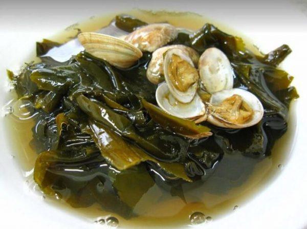 Rong biển chứa nguồn dinh dưỡng tuyệt vời cho tuyến giáp