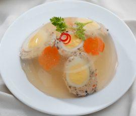 Món mọc đông trứng cút cho ngày se lạnh