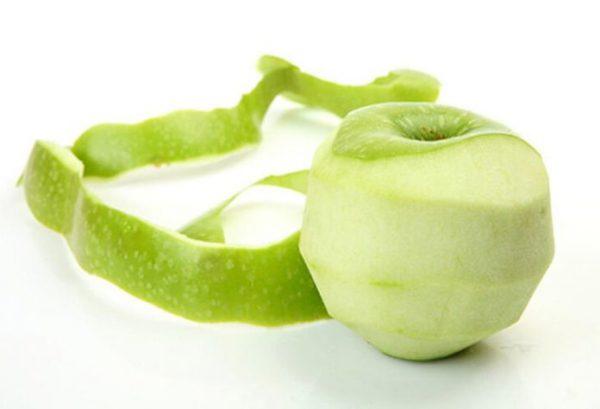 Ăn trái cây sau khi gọt vỏquá lâu