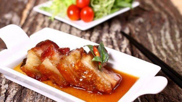 Thực phẩm kiêng kỵ với thịt heo