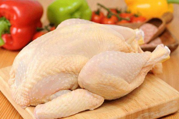 Thực phẩm kiêng kỵ với thịt gà