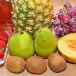 Trái cây mát lạnh ngày hè giúp thanh nhiệt cơ thể