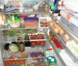 Cách bảo quản thực phẩm tươi lâu trong tủ lạnh