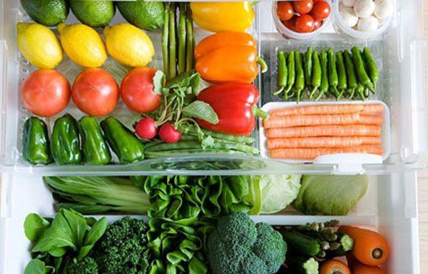 Bảo quản các loại rau củ quả