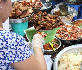Quán xôi ngon nức tiếng Sài Gòn được yêu thích