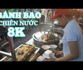Món bánh bao chiên nước lạ miệng ở Sài Gòn