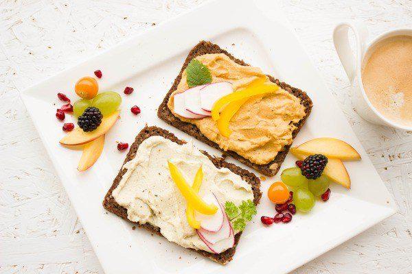 Bữa sáng với những món cơ bản