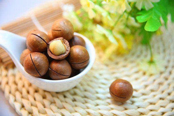 Một số loại hạt ăn kèm với Phô mai cottage