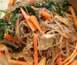 Món miến trộn Hàn Quốc ngon chuẩn vị tại nhà