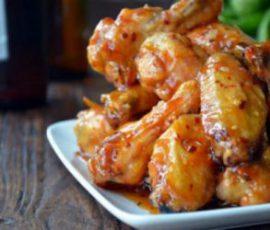 Món cánh gà rim me chua ngọt ngon miệng