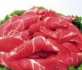 Tác dụng của thịt bò đối với cơ thể