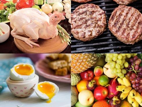 Những món ăn quen thuộc khi ăn bạn cần lưu ý