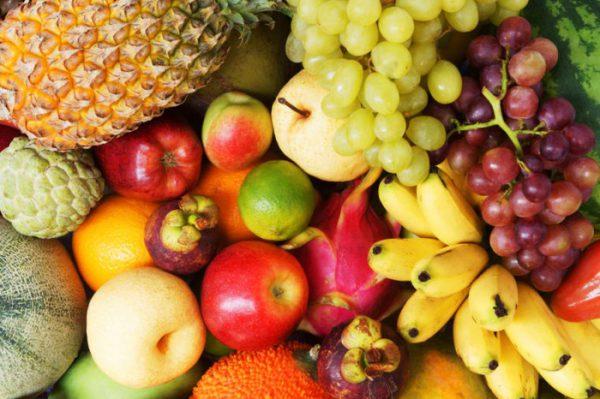 Lưu ý khi ăn trái cây