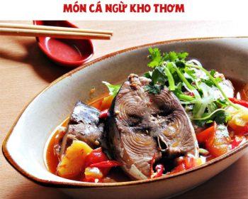 Món cá ngừ kho thơm kiểu mới đổi bữa cho cả nhà