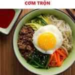 Cơm trộn kiểu Việt – món ngon quên sầu