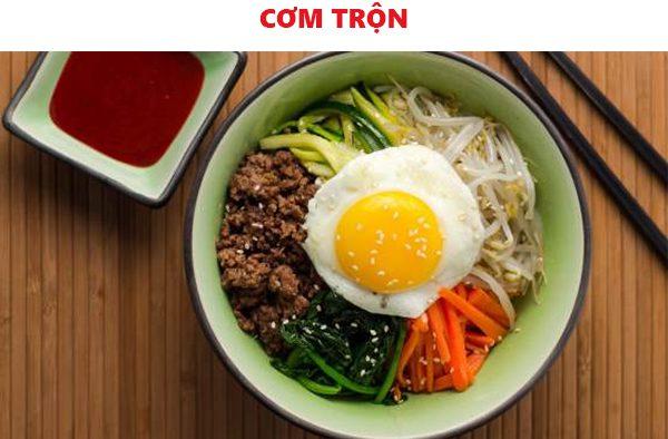 Cơm trộn kiểu Việt - món ngon quên sầu