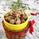 Món ốc hương xào lá chanh thơm ngon hấp dẫn