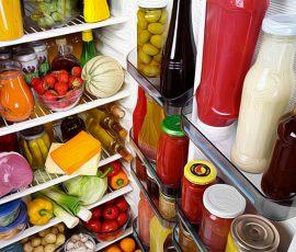 Thực phẩm không nên cho vào tủ lạnh