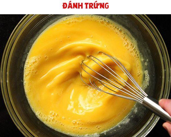 Đánh trứng