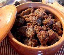 Món thịt bò kho ấm bụng cho ngày đông se lạnh