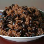 Món xôi đậu đen thơm ngon hấp dẫn cho bữa sáng