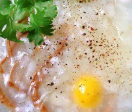 Món cháo gà ngon chuẩn vị Hàn Quốc ngay tại nhà