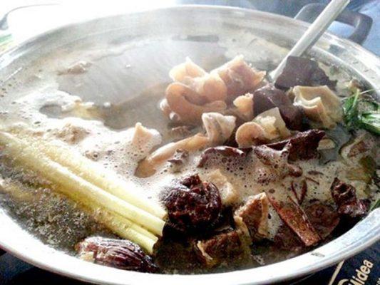 Cách làm món gié bò Bình Định