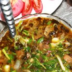 Món gié bò Bình Định ăn một lần nhớ mãi