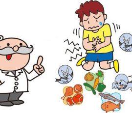 Ngộ độc thức ăn ở trẻ và cách xử trí đúng cách