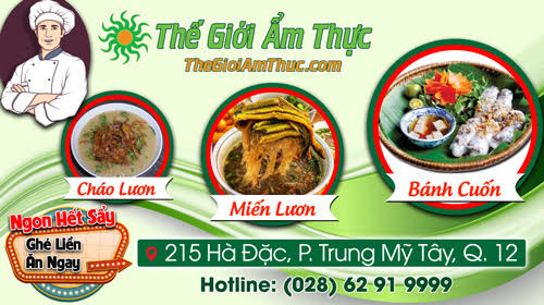 the gioi am thuc