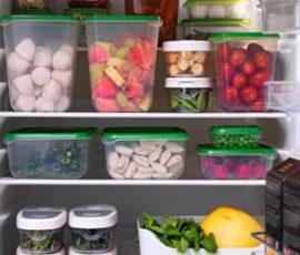 Bảo quản thực phẩm an toàn không bị hư