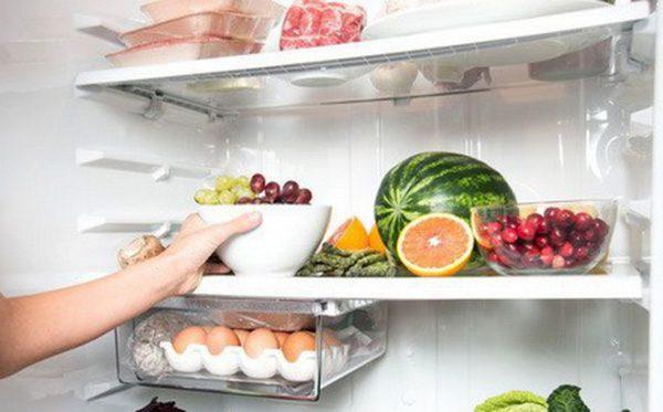 Nhiệt độtrong tủ lạnh luôn ở mức -18°Choặc thấp hơn