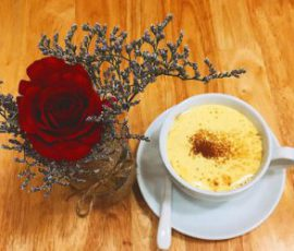 Món cà phê trứng thơm ngon mà không bị tanh