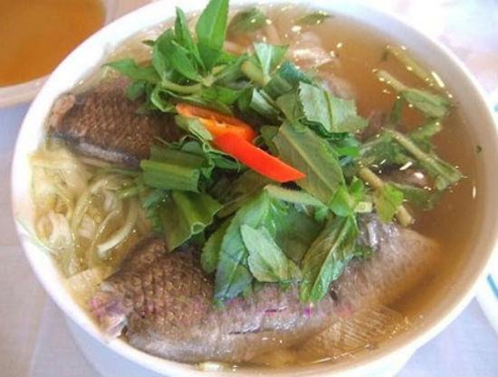 Món canh cá rô đồng nấu khế ngon miễn chê