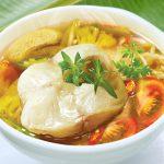Món canh chua cá lóc bổ dưỡng không bị tanh