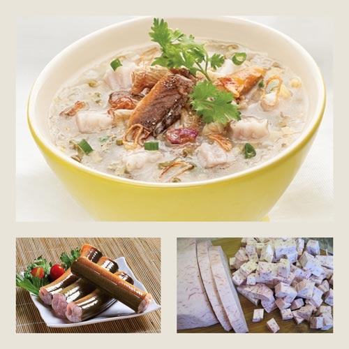 Món cháo lươn ngon hấp dẫn