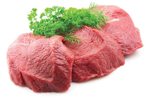 Màu sắc là đặc điểm quyết định để chọn được thịt bò tươi ngon