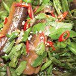 Món lươn om rau ngổ đổi vị cho cả nhà