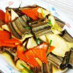 Món lươn xào măng ngon bổ dưỡng