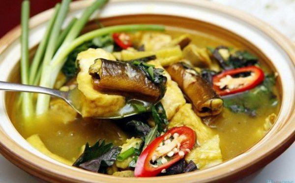 Món ăn từ lươn bài thuốc phòng trị bệnh hiệu quả